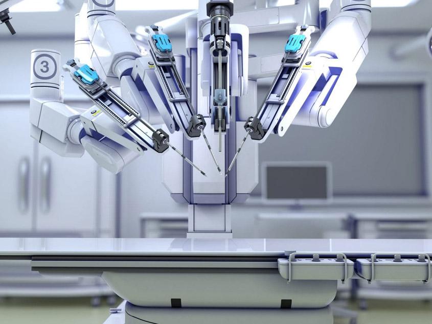 Ρομποτική Ουρολογία da Vinci
